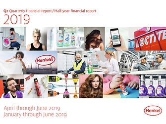 Cover: Financial Report Q2/2019